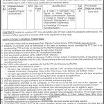 WAPDA Mohmand Dam PTS Jobs 2020 Application Form Roll No Slip