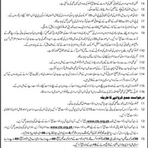 Faisalabad Electric Supply Company FESCO CTS Jobs 2021 Application Form Roll No Slip