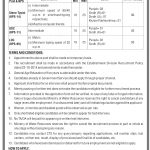 Ministry of Water Resources MOWR CTS Jobs 2020 Apply Online Roll No Slip