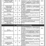 PNAC Pakistan National Accreditation Council Jobs 2020 CTS Application Form Roll No Slip