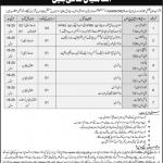 Establishment Division AHK National Centre Rural Development OTS Jobs 2020 Application Form