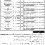 Federal General Hospital Chak Shahzad NHSRC OTS Test Roll No Slip 2020