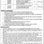 Tehsil Municipal Administration Bahrain KPK ETEA Jobs 2020 Application Form