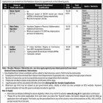 Military Accountant General Jobs 2020 NTS Test Roll No Slip