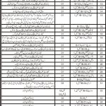 Directorate General Social Welfare CTS jobs 2020 Application from