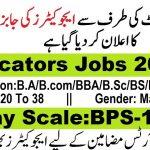 Latest Punjab Educator PPSC Jobs 2020-21 Apply Online