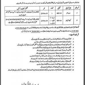 BISE Abbottabad Jobs 2021