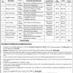 Divisional Public School DPS College Jahanian Khanewal NTS Jobs 2020