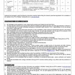 HECSO SDO & RO PTS Jobs 2020 Application Form Roll No Slip
