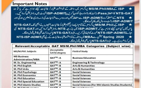 Institute of Southern Punjab ISP Multan Admission