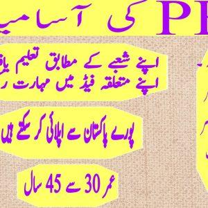 PEC Pakistan Engineering Council Jobs 2021 Apply Online
