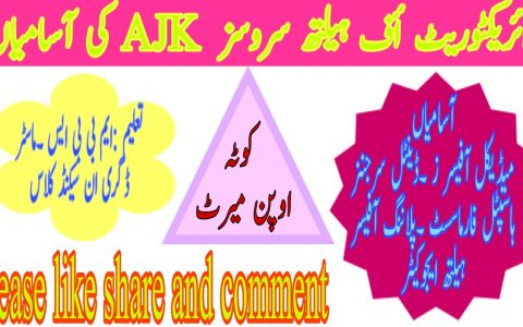 Directorate of Health Services AJK