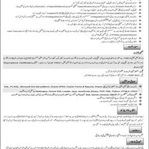 SBP Banking Services Corporation Jobs 2021 NTS Apply Online Roll No Slip Download